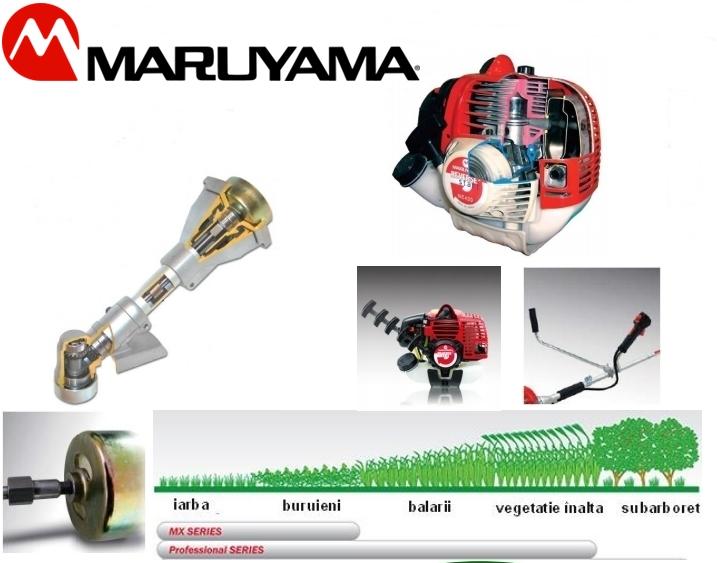 Maruyama motocoasa